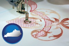 kentucky machine embroidery