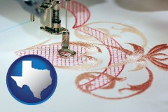 texas machine embroidery