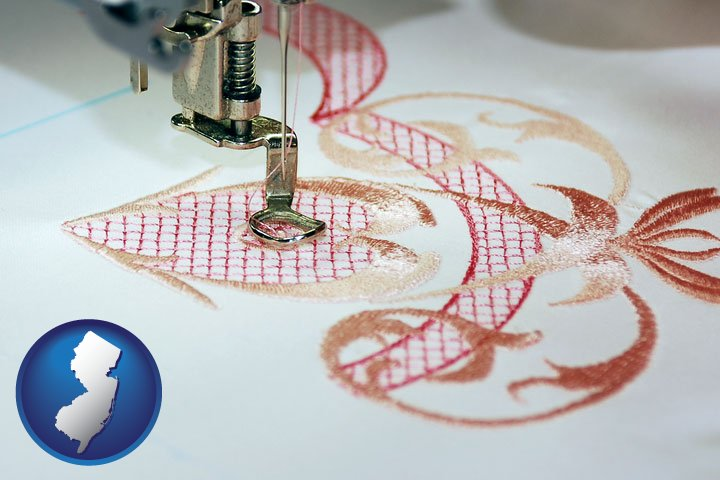 Embroidery Needlework In New Jersey